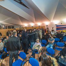 Predstavljanje knjige o Jasenovu u Šibeniku (Foto: Šibenik In/V.B)