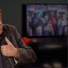 Kićo Slabinac gost Dnevnika Nove TV (Foto: Dnevnik.hr) - 2