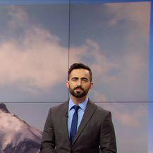 Vremenska prognoza Darija Brzoje (Video: Dnevnik Nove TV)