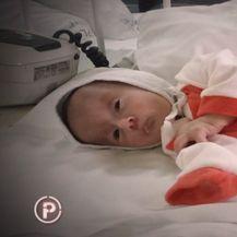 Luka u bolnici (Foto: Dnevnik.hr)