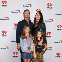 Ian Ziering i Erin Ludwig (Foto: Getty Images)