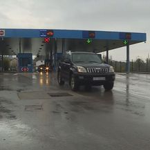 Granični prijelaz u blizini Vrgorca (Foto: Dnevnik.hr)