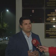 Gradonačelnik Vrgorca Ante Pranić i Mario Jurič (Foto: Dnevnik.hr)