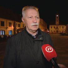 Branimir Mihalinec iz iz Nezavisnog sindikata zaposlenih u srednjim školama (Foto: Dnevnik.hr)