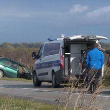 Prometna nesreća na cesti Ostrovo-Tordinci (Foto: Dnevnik.hr) - 4