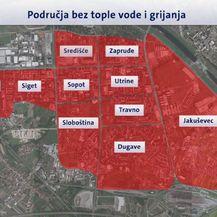 Novi zagreb bez grijanja i tople vode (Foto: Dnevnik.hr)