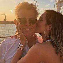 Katharine i David Foster (Foto: Instagram)