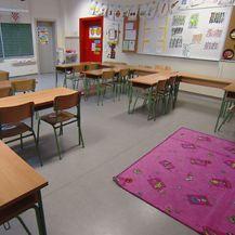 Prazna učionica, ilustracija (Foto: Dnevnik.hr)