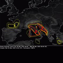 European Storm Forecast Experiment (Foto: European Storm Forecast Experiment, Screenshot)