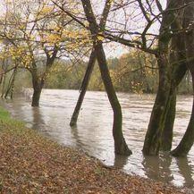 Nabujala rijeka Kupa (Foto: Dnevnik.hr)