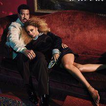 Nicole i Lionel Richie (Foto: Instagram)