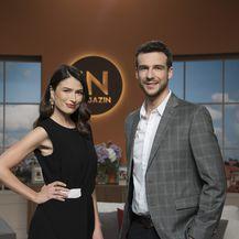 Marko Mrkić i Iris Cekuš (Foto: Nova TV)