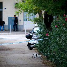 Pucnjava u Splitu (Foto: Milan Sabic/PIXSELL)