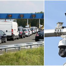 Kamere, gužva u prometu, ilustracija (Foto: Pixell)