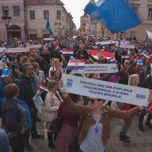 Prosvjed učitelja (Foto: Dnevnik.hr) - 3