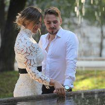 Sandra Perković i Marino Jay (Foto: Sonja Dvornik)