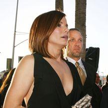 Sandra Bullock i Jesse James (Foto: AFP)