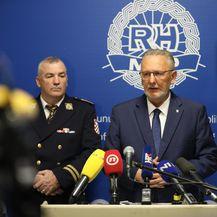 Ministar Božinović na konferenciji u Solinu (Foto: Milan Sabic/PIXSELL) - 2