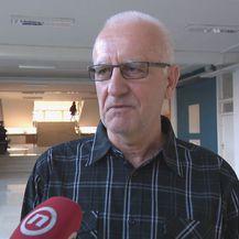 Želimir Čečura, ravnatelj gimnazije (Foto: Dnevnik.hr)