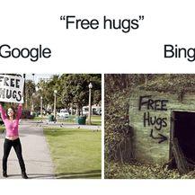 Bing i Google (Foto: boredpanda.com) - 18