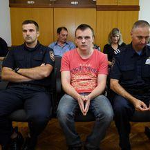 Karlo Vuksan osuđen zbog ubojstva susjede (Foto: Dalibor Urukalovic/PIXSELL) - 2