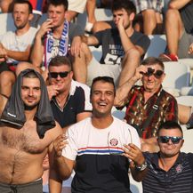 Navijači na Poljudu (Foto: Ivo Čagalj/PIXSELL)