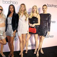 Victoria\'s Secret anđelice i Paris Hilton (Foto: AFP)