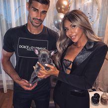 Tatjana Drmač i Marko Perković (Foto: Instagram)