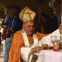 Blagoslov vina (Foto: Dnevnik.hr)