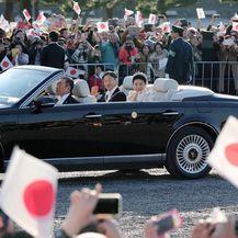 Carska povorka u Tokiju (Foto: AFP) - 1
