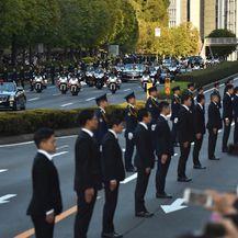 Carska povorka u Tokiju (Foto: AFP) - 2