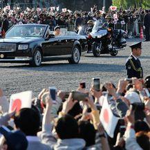 Carska povorka u Tokiju (Foto: AFP) - 3