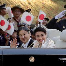 Carska povorka u Tokiju (Foto: AFP) - 4