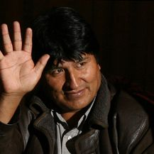 Evo Morales (Foto: AFP Photo/Venezuelian Presidency)