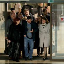 Sastanak pregovaračkih odbora Vlade i sindikata javnih službi (Foto: Goran Stanzl/PIXSELL) - 8