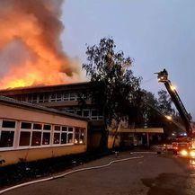 Požar škole