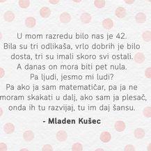 Citati Mladena Kušeca