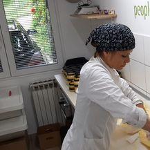 Nakon 12 godina rada u korporaciji odlučila se na proizvodnju ghee maslaca