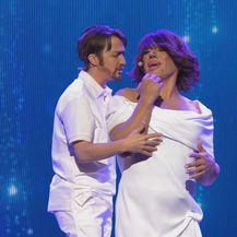 TLZP: Marina Orsag i Mario Petreković kao Boris Novković i Severina