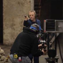 Scena iz filma Jamesa Bonda s Daniel Craigom - 4
