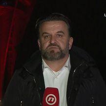 Andrija Jarak razgovara s braniteljem Ivanom Lukićem - 2