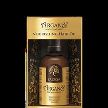 Argan nourishing hair oil