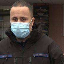 Ivan Kubiček iz Stožera civilne zaštite Vukovarsko-srijemske županije