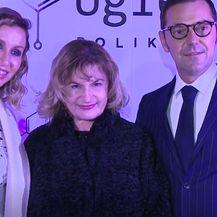 Ana Gruica, Boran Uglešić i Arijana Čulina