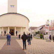 Misa u Zagrebu