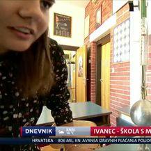 Ivanec - škola s modernim programom (Video: Dnevnik Nove TV)