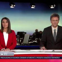 Tko su novi/stari ministri? (Video: Dnevnik Nove TV)