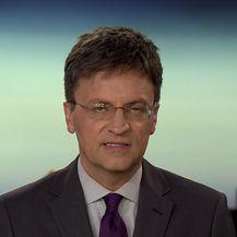 Ministar Božinović o srednjoškolcu Sirijcu (Video: Vijesti Nove TV u 14)