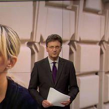 Sandra Zeljko nije se pojavila na USKOK-u (Video: Vijesti u 17h)