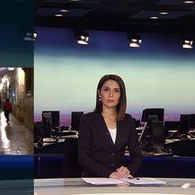 Paula Klaić Saulačić uživo iz Dubrovnika (Video: Dnevnik Nove TV)
